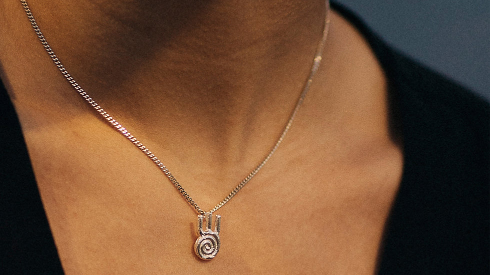 LUCKY CHARM - necklace