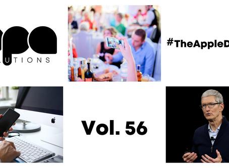 iOS 13.5.1 и iPadOS 13.5.5, нова технология за групови селфита и още в #TheAppleDigest Vol. 56