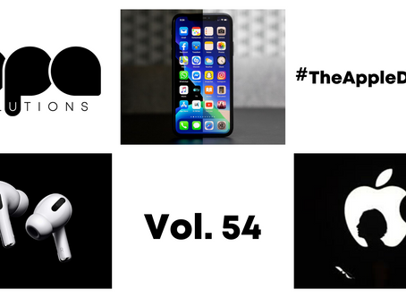 Новите iOS 13.5, AirPods Studio и AirPods в  #TheAppleDigest Vol. 54