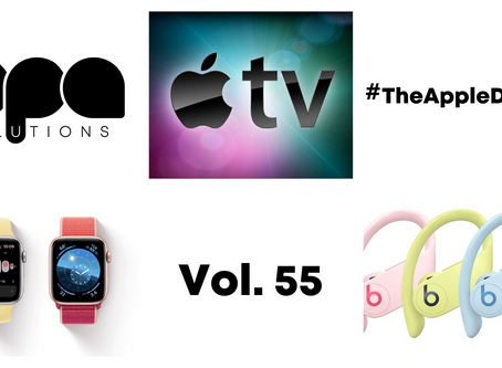 Powerbeats Pro, новите функции на Auto Sleep, Apple Watch 6 и още в #TheAppleDigest Vol. 55