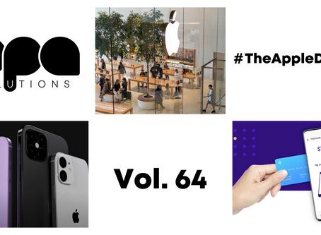 Apple стана най-скъпата компания в света и още в #TheAppleDigest Vol. 64