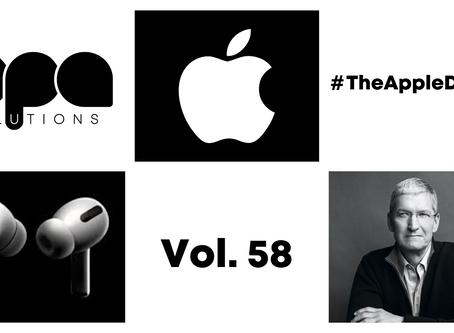 Трето поколение AirPods, нов MacBook с ARM чипове и още в #TheAppleDigest Vol. 58