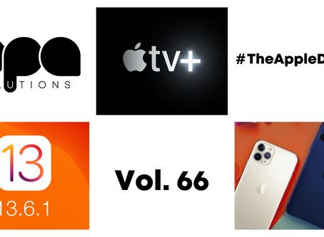 Нов пакет услуги от Apple през есента, iOS 13.6.1 и още в #TheAppleDigest Vol. 66
