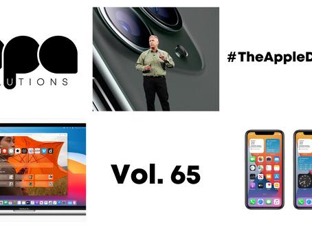 Нов 27-инчов iMac, публична бета версия на macOS Big Sur и още в #TheAppleDigest Vol. 65