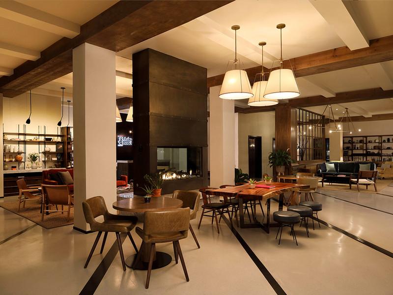 The Blake Hotel