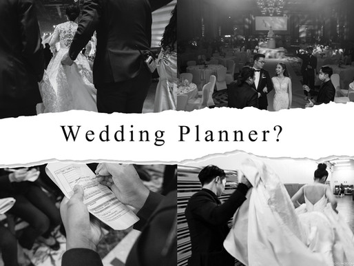 """WEDDING PLANNER"" คืออะไร? มีหน้าที่อะไรบ้าง?"