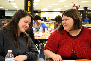 Best Buddies: club for students of all abilities