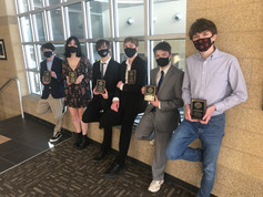 Bettendorf speech and debate team sends five students to nationals