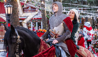 The Knight Before Christmas Movie Review
