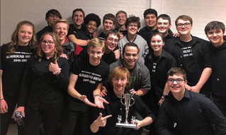 Surround Sound show band makes history