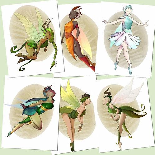 Fairy Print Bundle