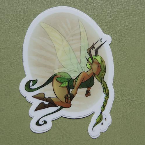 Forest Fairy Sticker