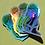 Thumbnail: Octo (Holo) Sticker