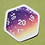 Thumbnail: D20 Trio Stickers