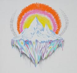 Mountain, Island, Braids