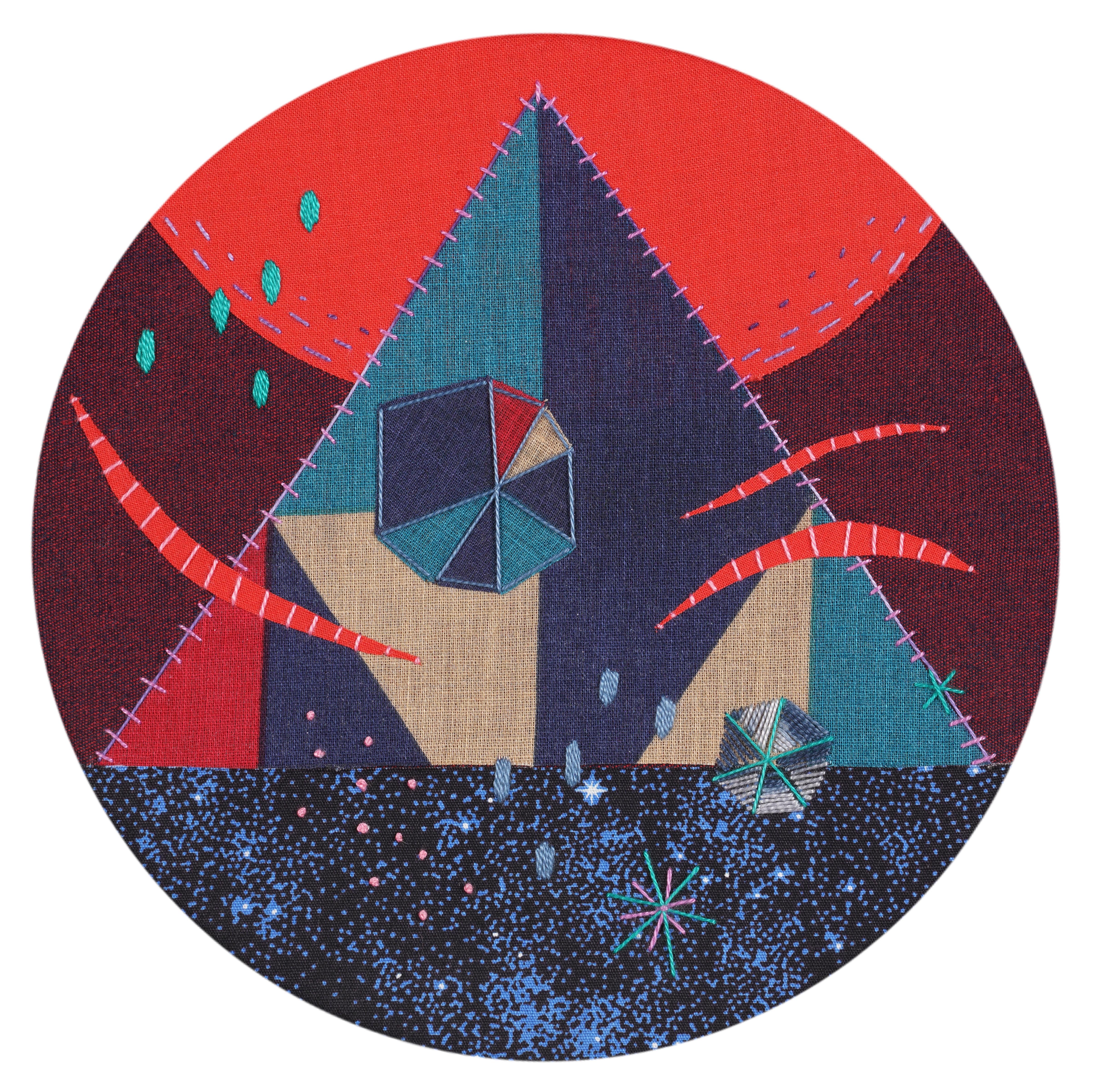 Space Pyramid
