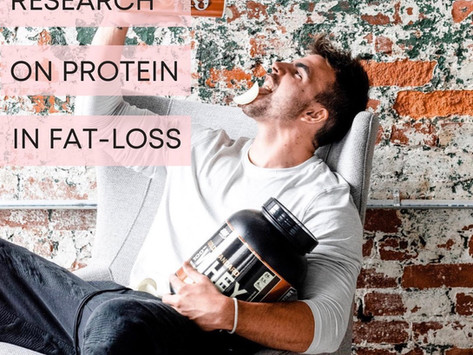 Protein Can Literally Change Your Life