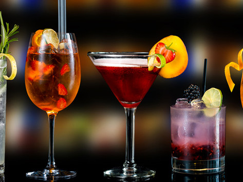 Let's Have a Drink: How To Have a Drink and Still Look Good