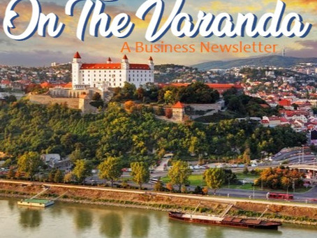 On The Varanda | A Business Newsletter