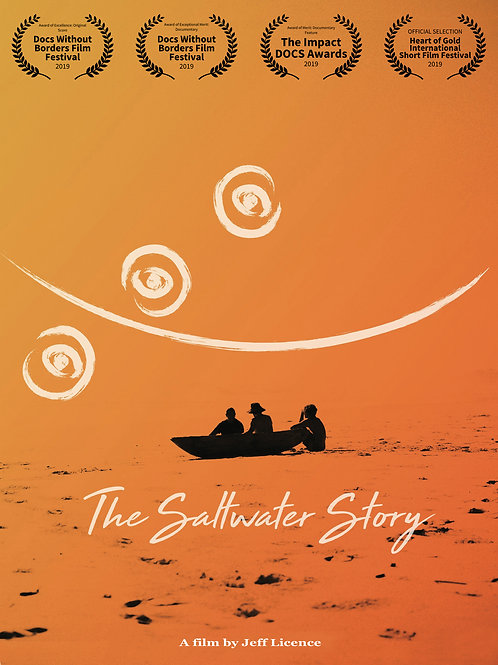 The Saltwater Story DVD