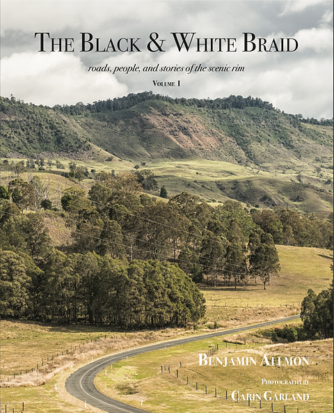 The Black & White Braid: Vol I      [321pp Hardcover]