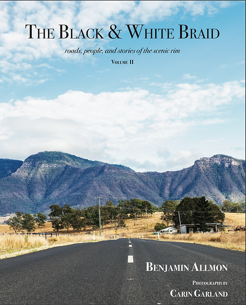 The Black & White Braid: Vol II [355pp Hardcover]