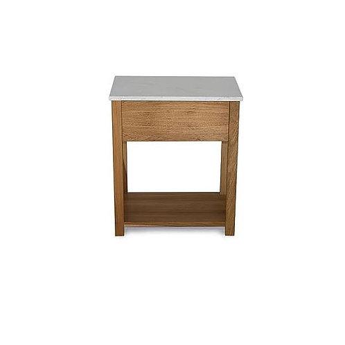 Mesa de luz 1 cajón