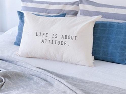 """Almohadón """"Attitude"""""""