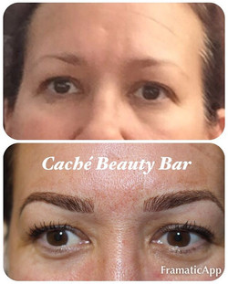 Brows are the staples of ANY beauty routine! Thank you Audrey for paying me a visit, and congrats on