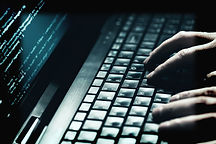 Escribiendo en un ordenador