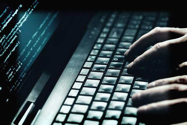 Notebook Tastatur, Source Code, Hacker, Programmierung