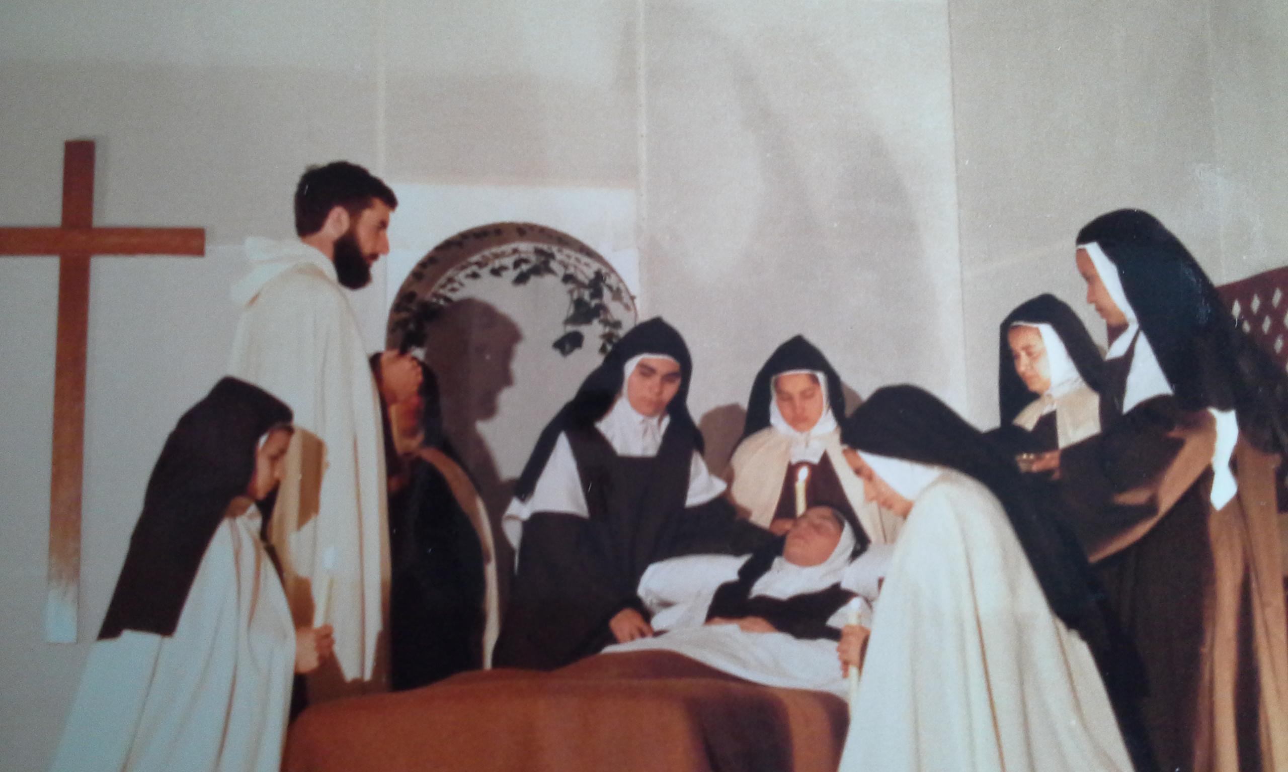 Teatro_IV Cent. Muerte Teresa _1982