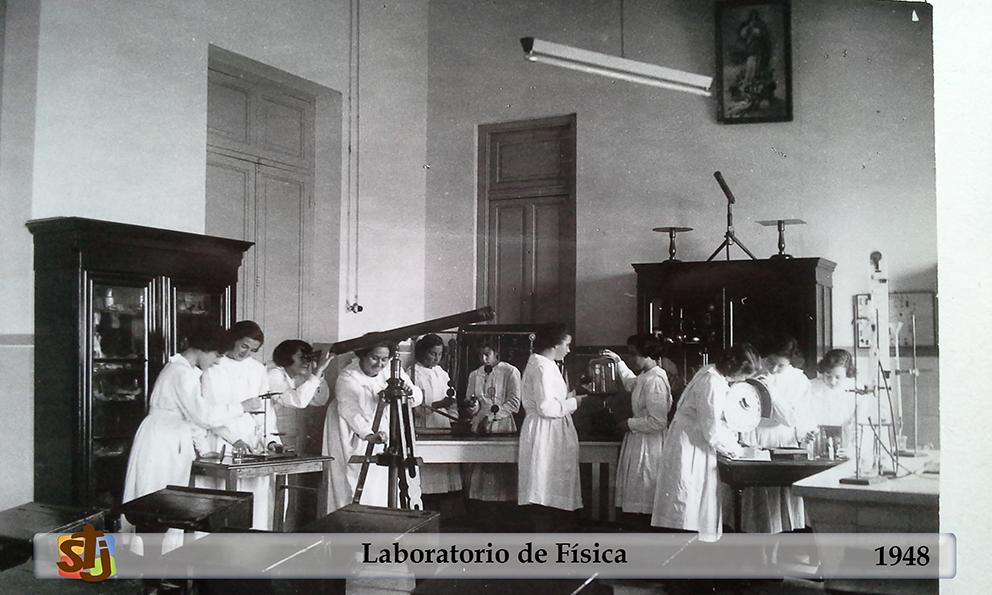 laboratorio de física_1948