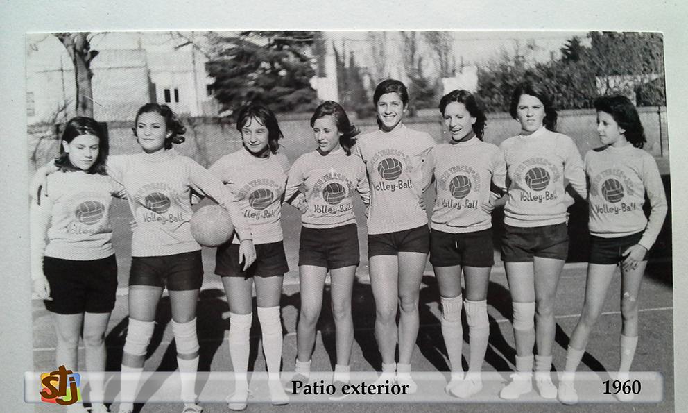 equipo volley_1960