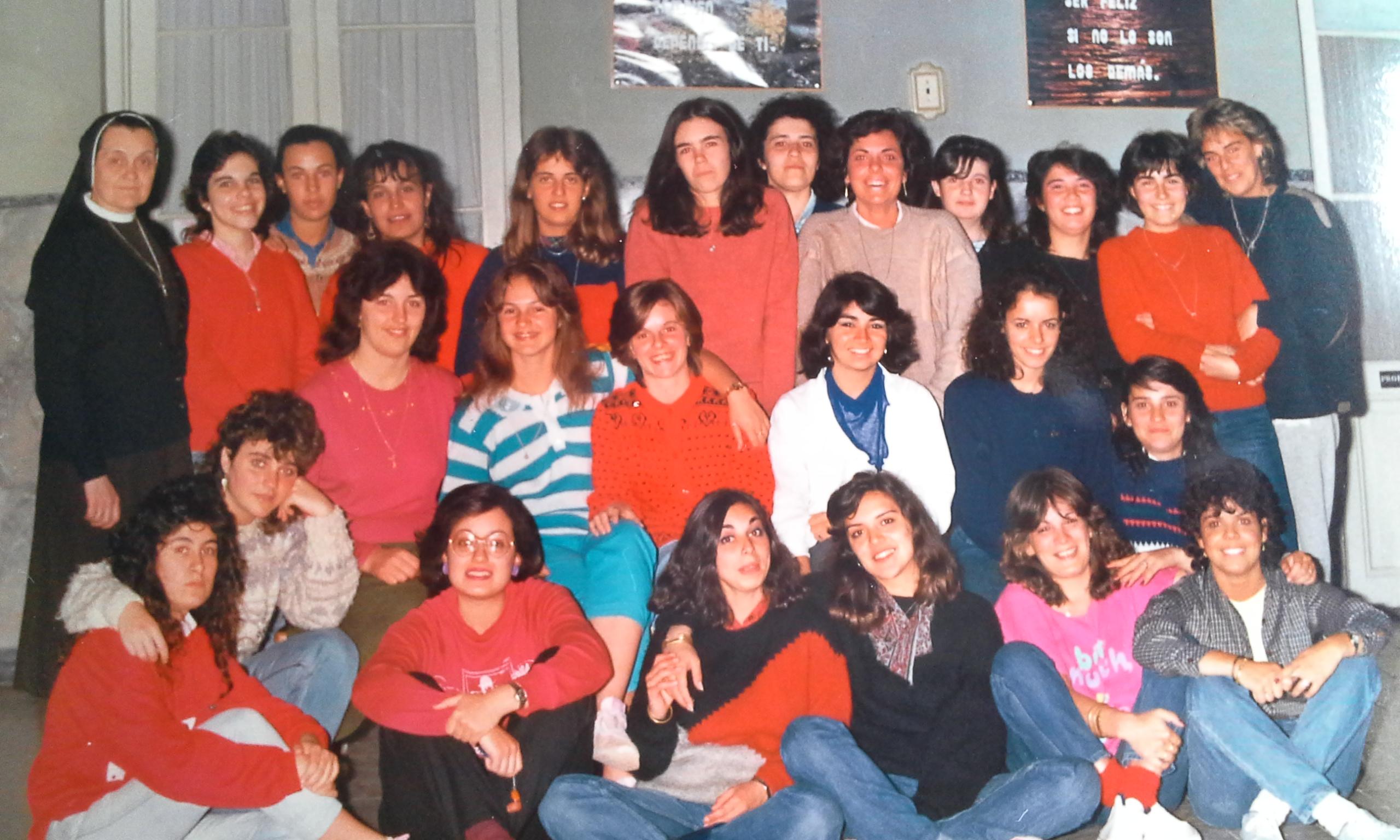 Residentes Universitarias_1986