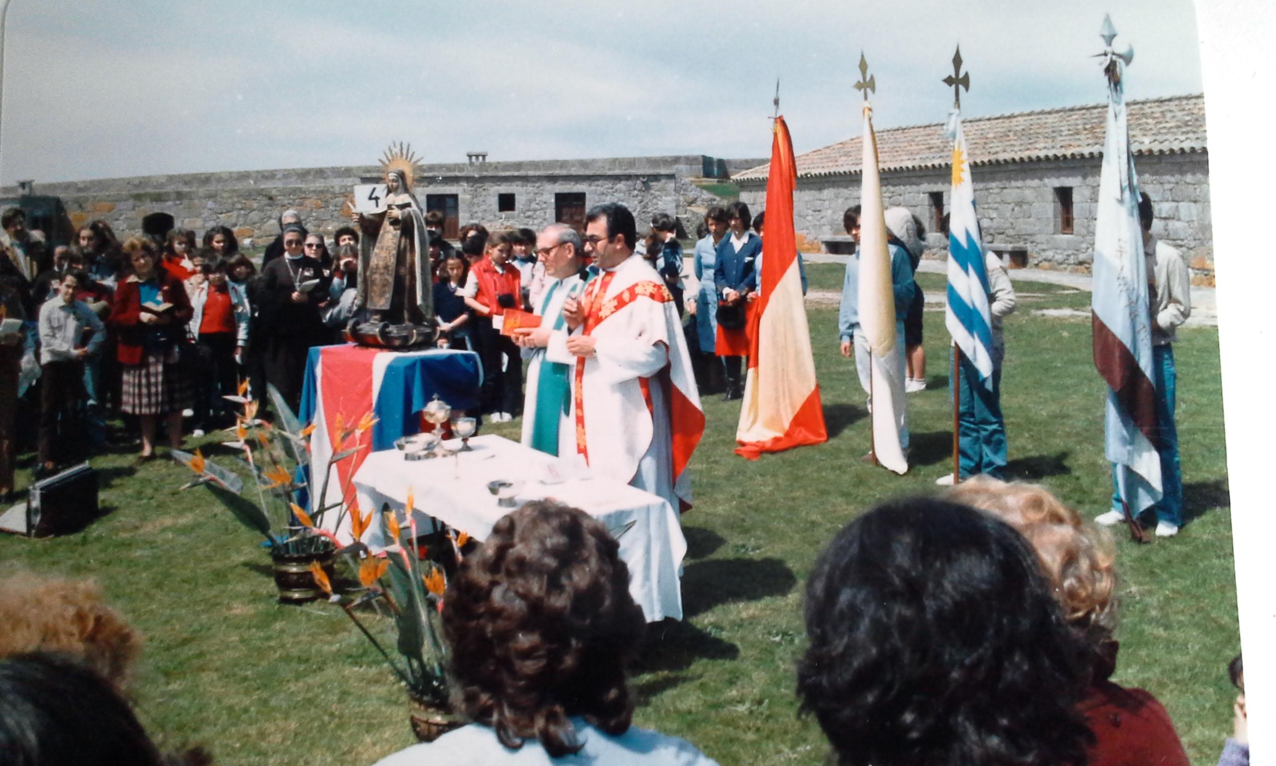 IV Cent.Fortaleza Sta.Teresa_1982