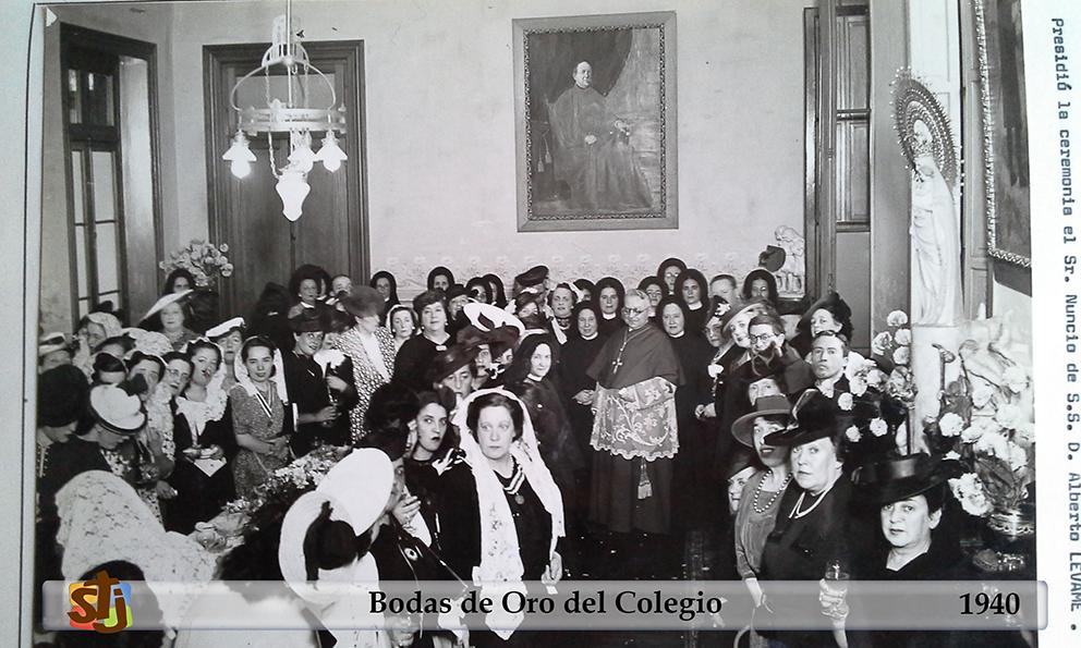 Bodas de Oro Colegio_1941