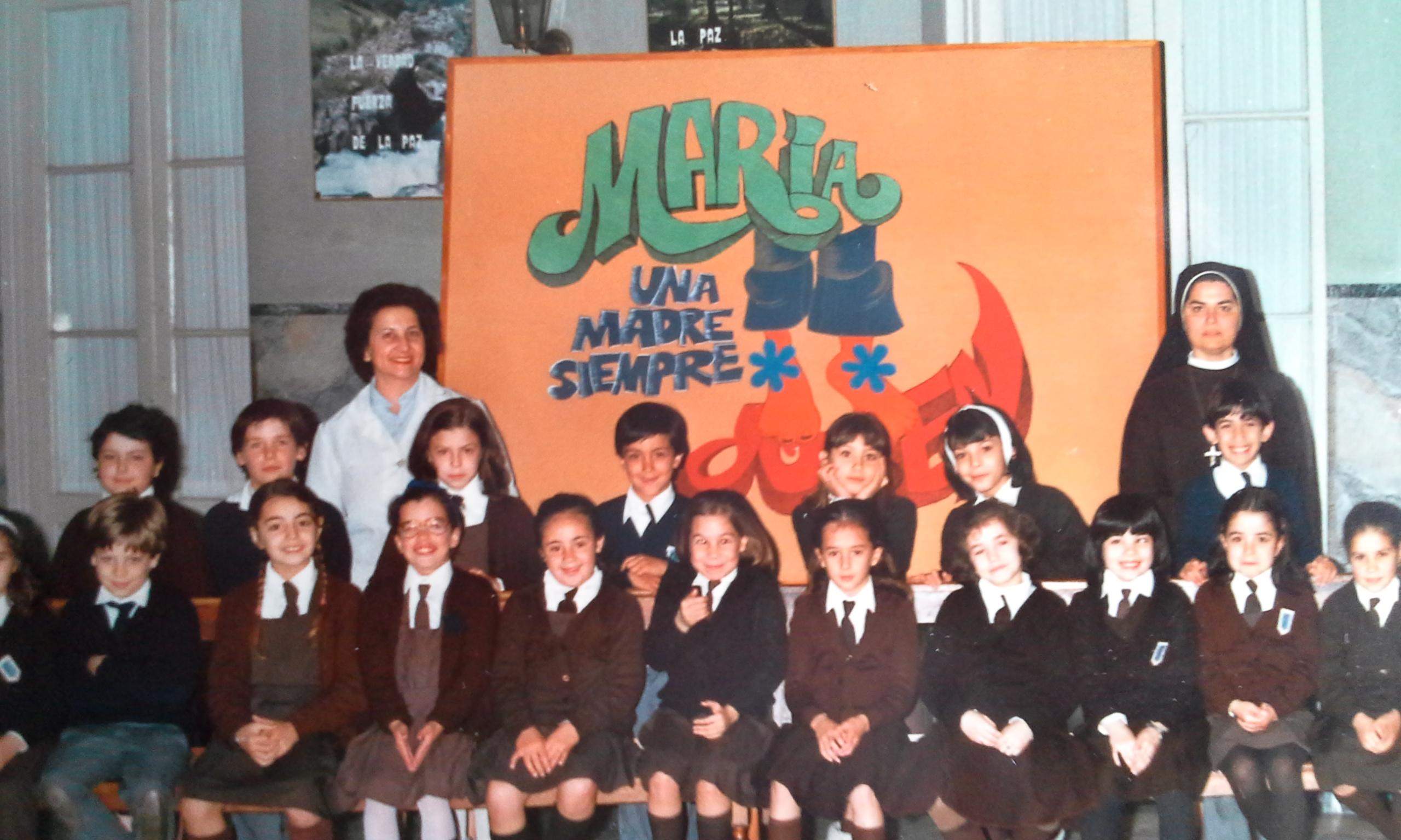 1° de Primaria_1986