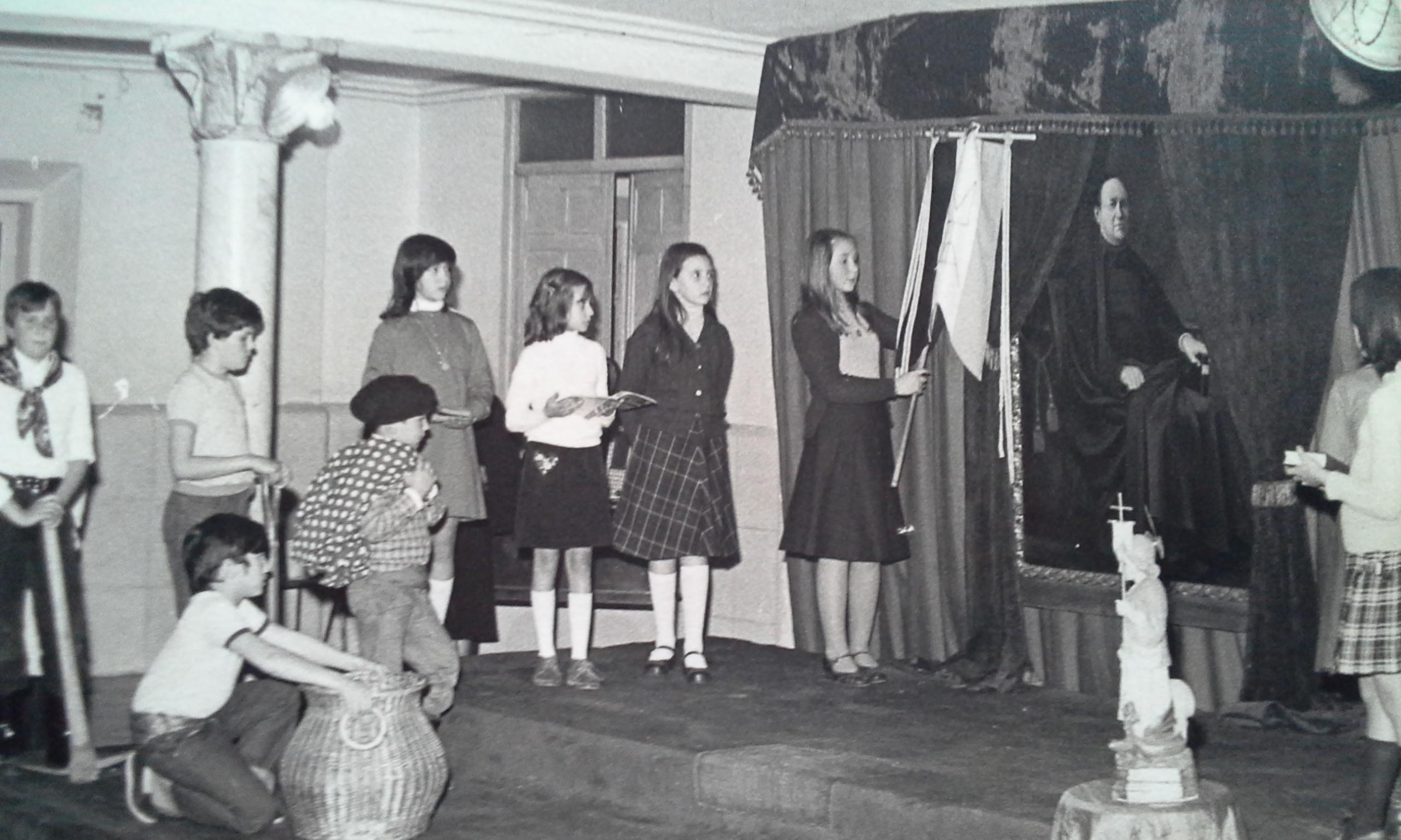 Convivencia Enrique Ossó_1976