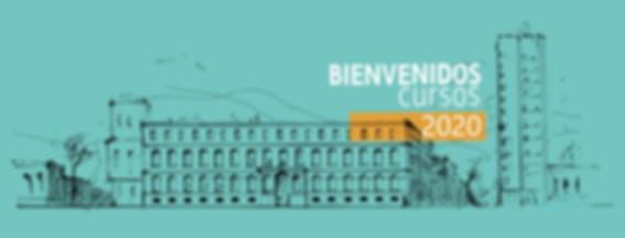 colegio con bienvenidos cursos 2020.png