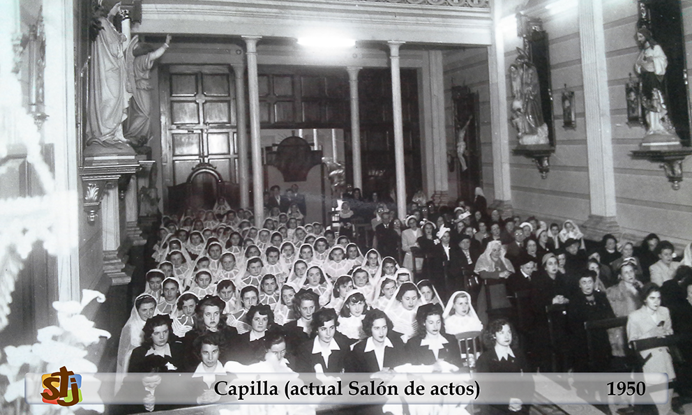 fiesta santa teresa_1950