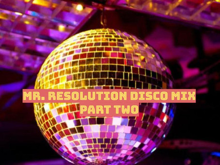 2nd time around. More disco for your ear holes