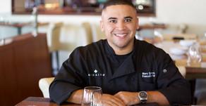 "Chef Marc Quiñones:  ""A little Mas behind the Tapas"""