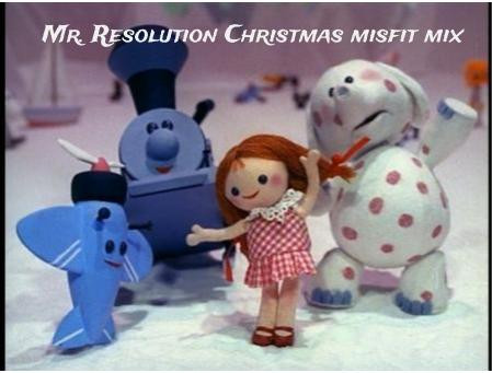 Christmas Misfit mix