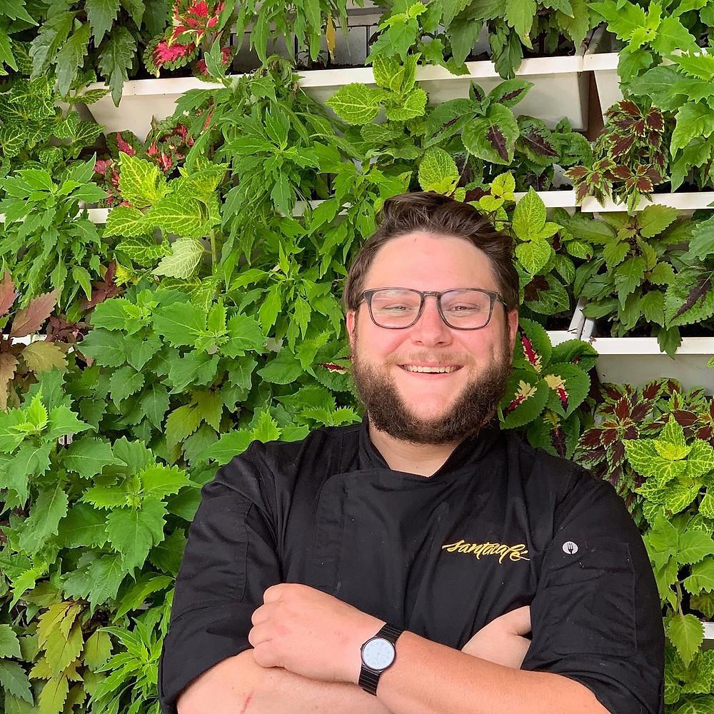 Head Executive Chef of Santacafé