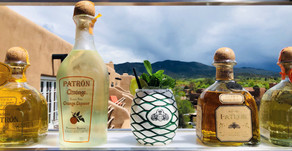 La Fonda Bell Tower Bar in Santa Fe features the Mana Margarita by Mixoligist Carla Gilfillan
