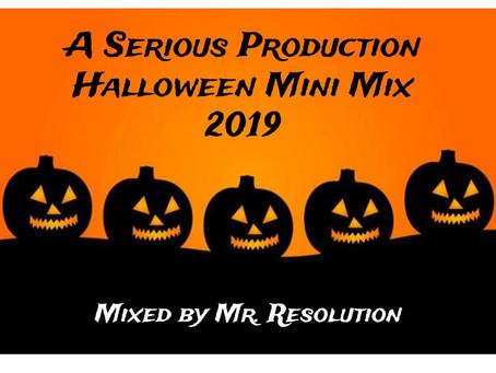 Halloween Mini Mix