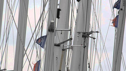 Mast restoration and protection