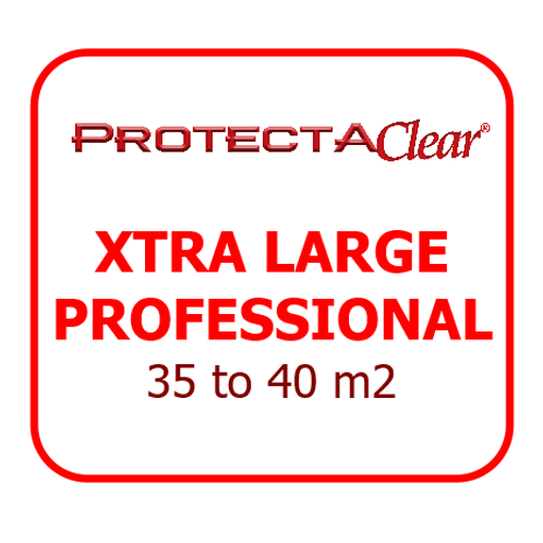 XTRA Large 1 Litre Flask PROTECTACLEAR (Covers 35-40 m2)