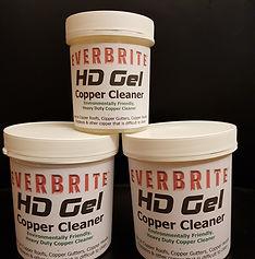 HD Gel Copper cleaner Everbrite UK